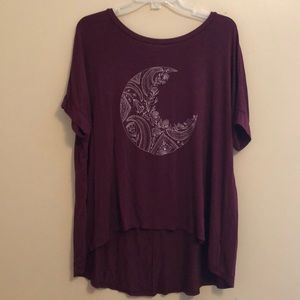American Eagle Outfitters soft & sexy tee size M